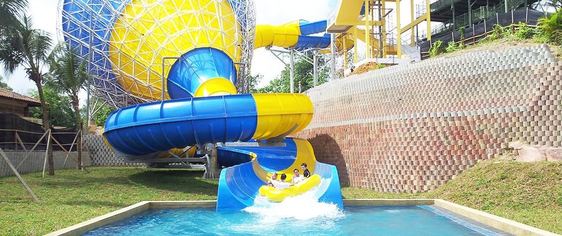 Malaysia A' Famosa Water Park