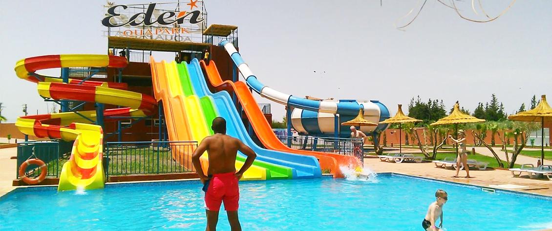 Morocco Eden Aquapark