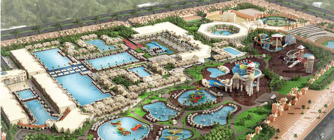 Egypt ALF Waterland